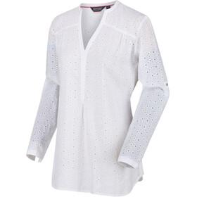 Regatta Maelie T-shirt à manches longues Femme, white